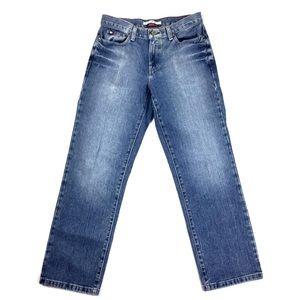 Tommy Hilfiger Cotton Boyfriend Jeans